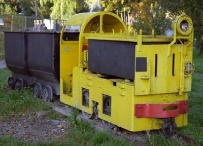 electrical locomotive