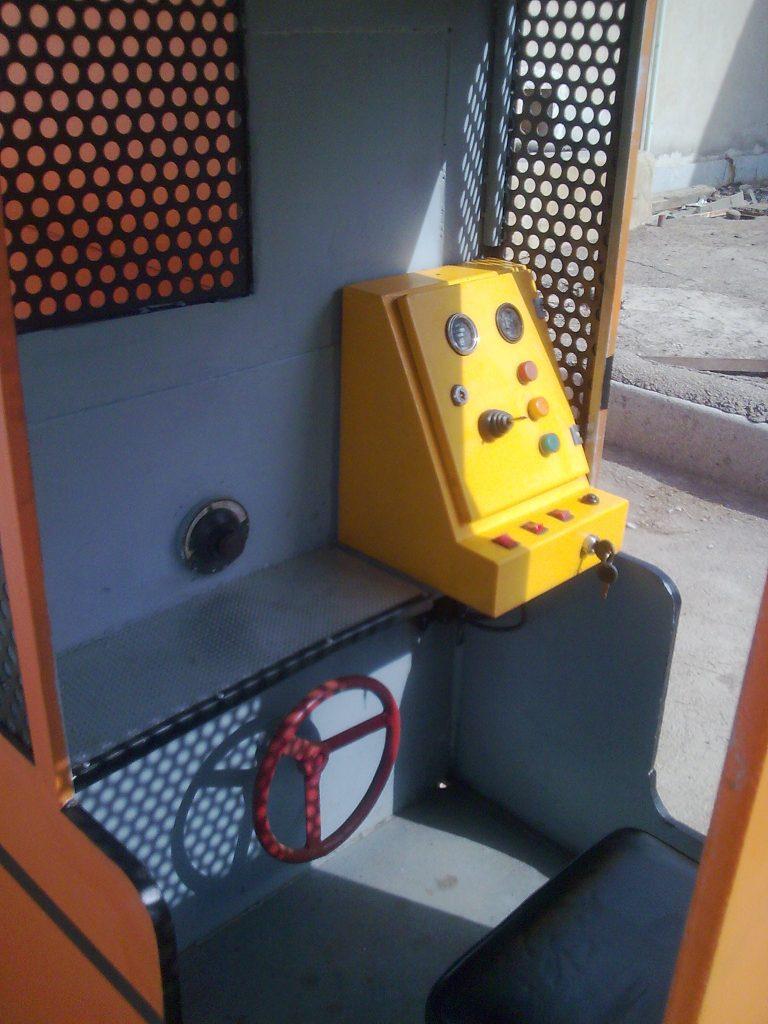 کنترلر لوکوموتیو معدنی دیزلی
